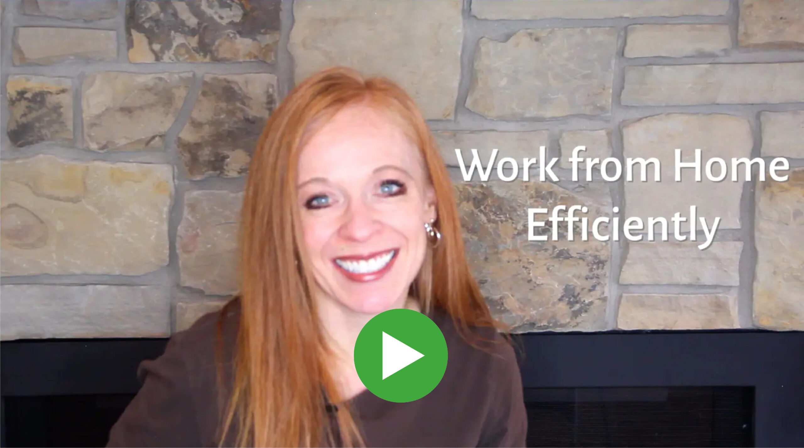 Kristen Wright, FNP, talks about working from home.